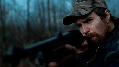 A Single Shot - Sam Rockwell in A Single Shot - Courtesy of Tribeca Film and Well Go