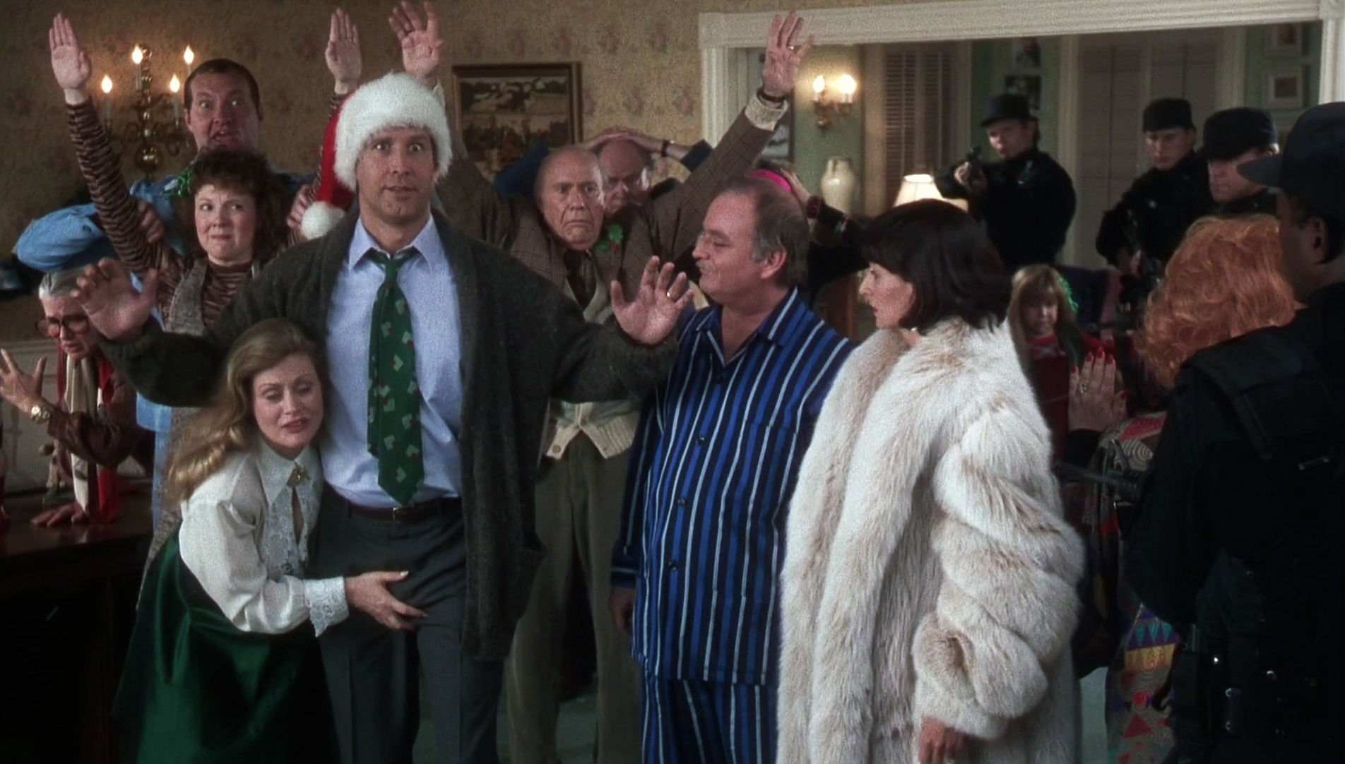National Lampoon\'s Christmas Vacation (1989) Podcast Review & Film ...