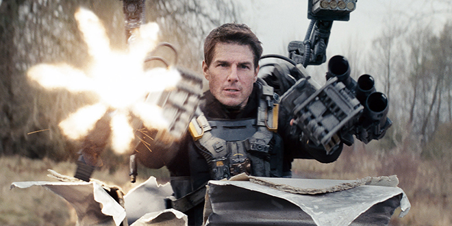 Tom Cruise's 'Edge Of Tomorrow' Sequel Gets Two Screenwriters
