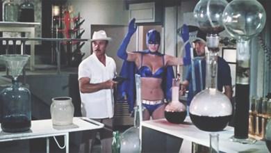La mujer murcielago (The Batwoman) (1968)