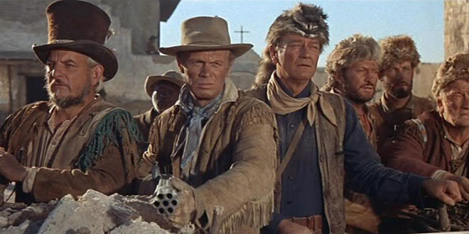 Image result for THE ALAMO 1960