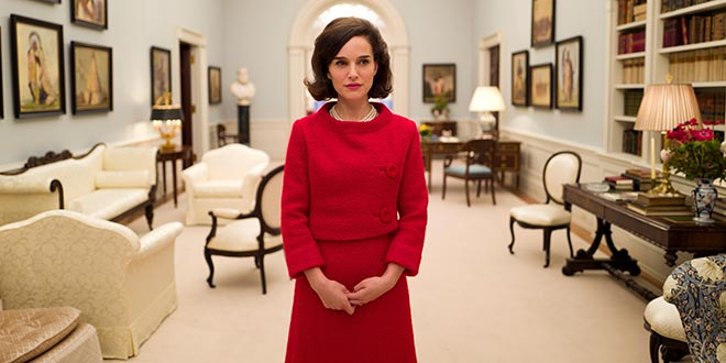 Jackie (2016) Movie Review & Film Summary | MHM Podcast Network
