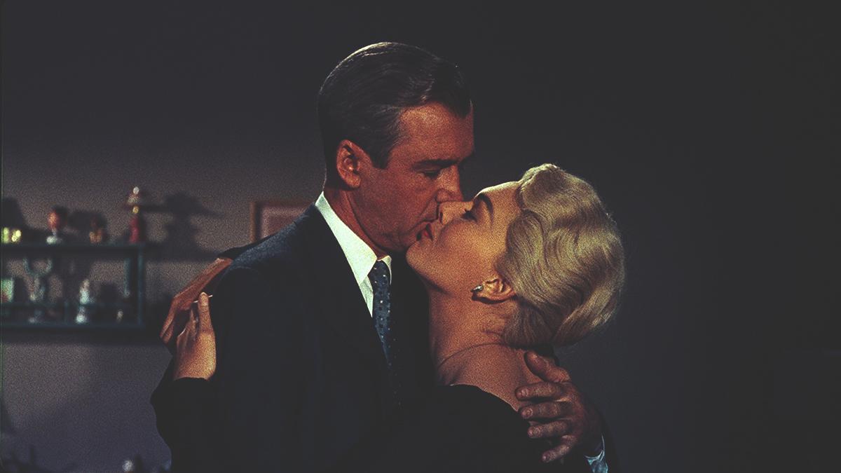 Vertigo (1958) - 60th Birthday Movie Review on MHM Podcast ...