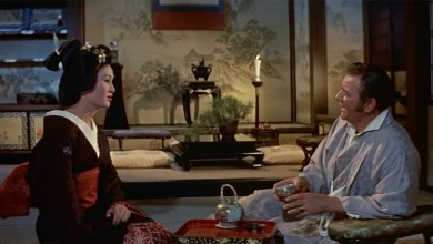 The Barbarian and the Geisha (1957)