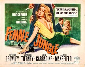 Female Jungle (1956)