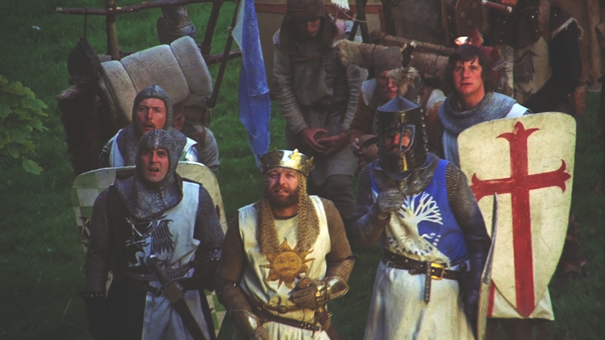 monty python and the holy grail 1975 film summary movie synopsis