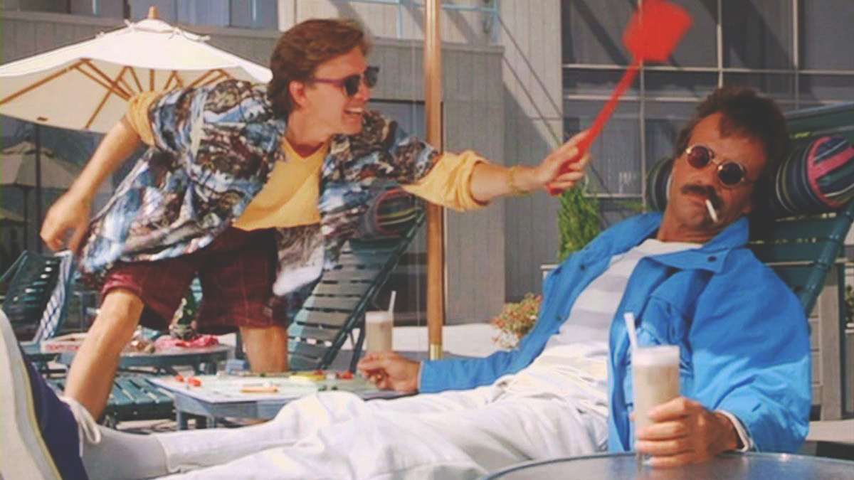 Weekend At Bernie S 1989 Film Summary Movie Synopsis