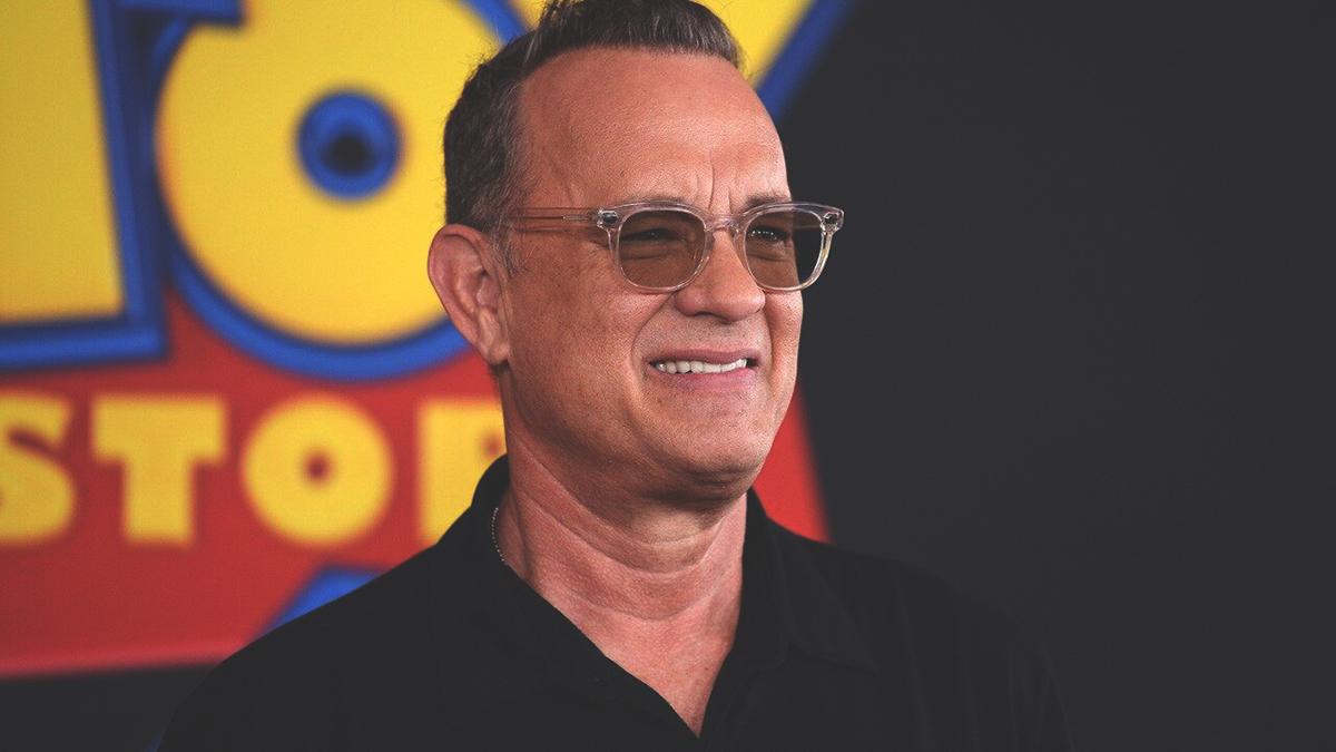 Tom Hanks Toy Story 4 Premier