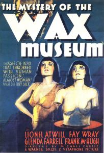 Mystery of the Wax Museum (1933)