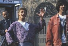 Photo of Bill & Ted's Excellent Adventure (1989)