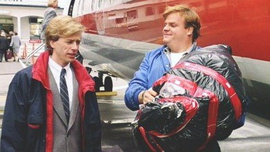 Photo of Tommy Boy (1995) Goes Cross-Country for Blu-Ray