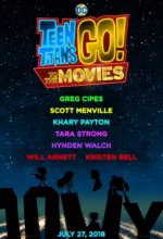 Teen Titans GO To the Movies poster