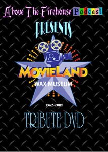 Movieland Wax Museum DvD cover