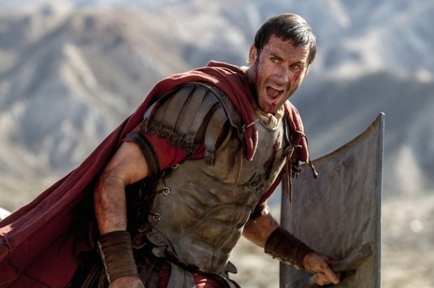In Risen, Joseph Fiennes plays Clavius, a Roman military tribune who investigates Jesus' disappearance after the crucifixion