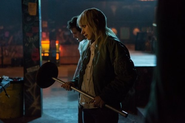 Imogen Poots as Amber in Green Room