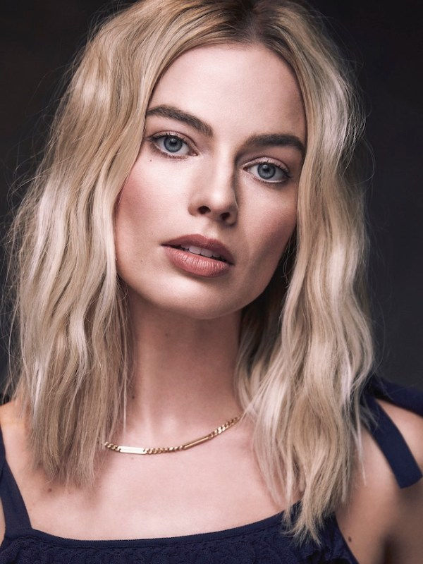 Margot Robbie Interview on Bombshell and More (Podcast)