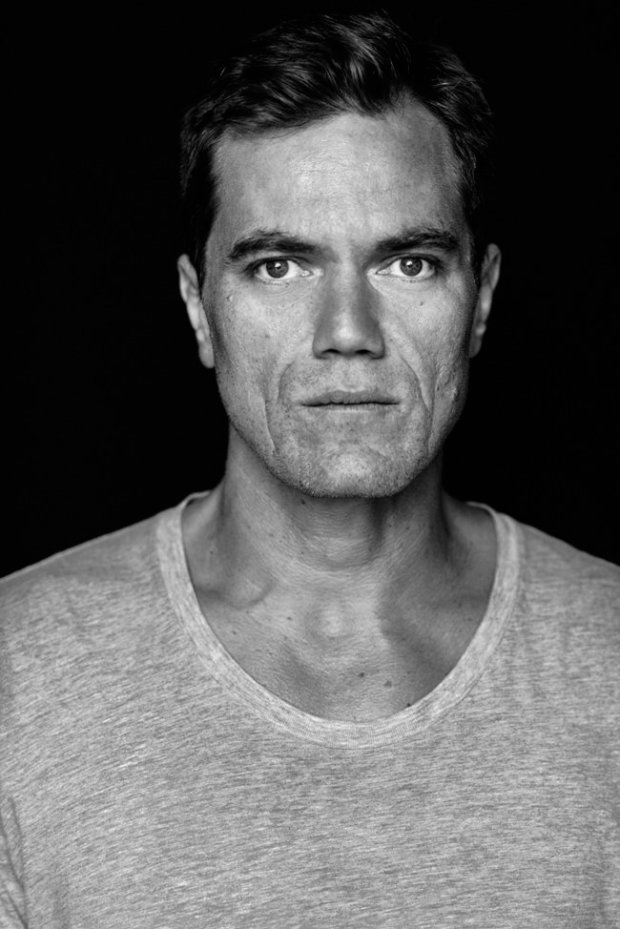 Michael Shannon in Los Angeles, California in fall 2015. Photograph by Jeff Vespa