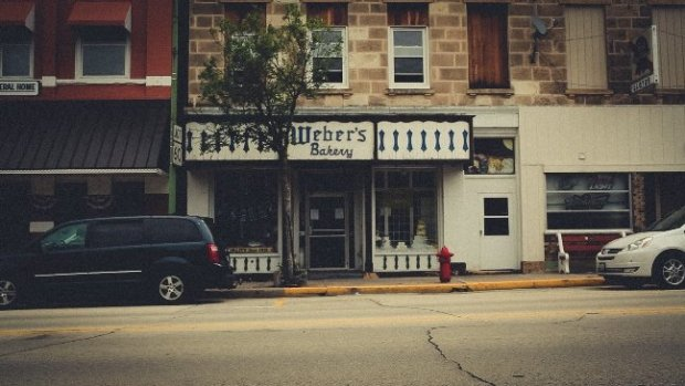 Weber's Bakery in Lodi, Wisconsin