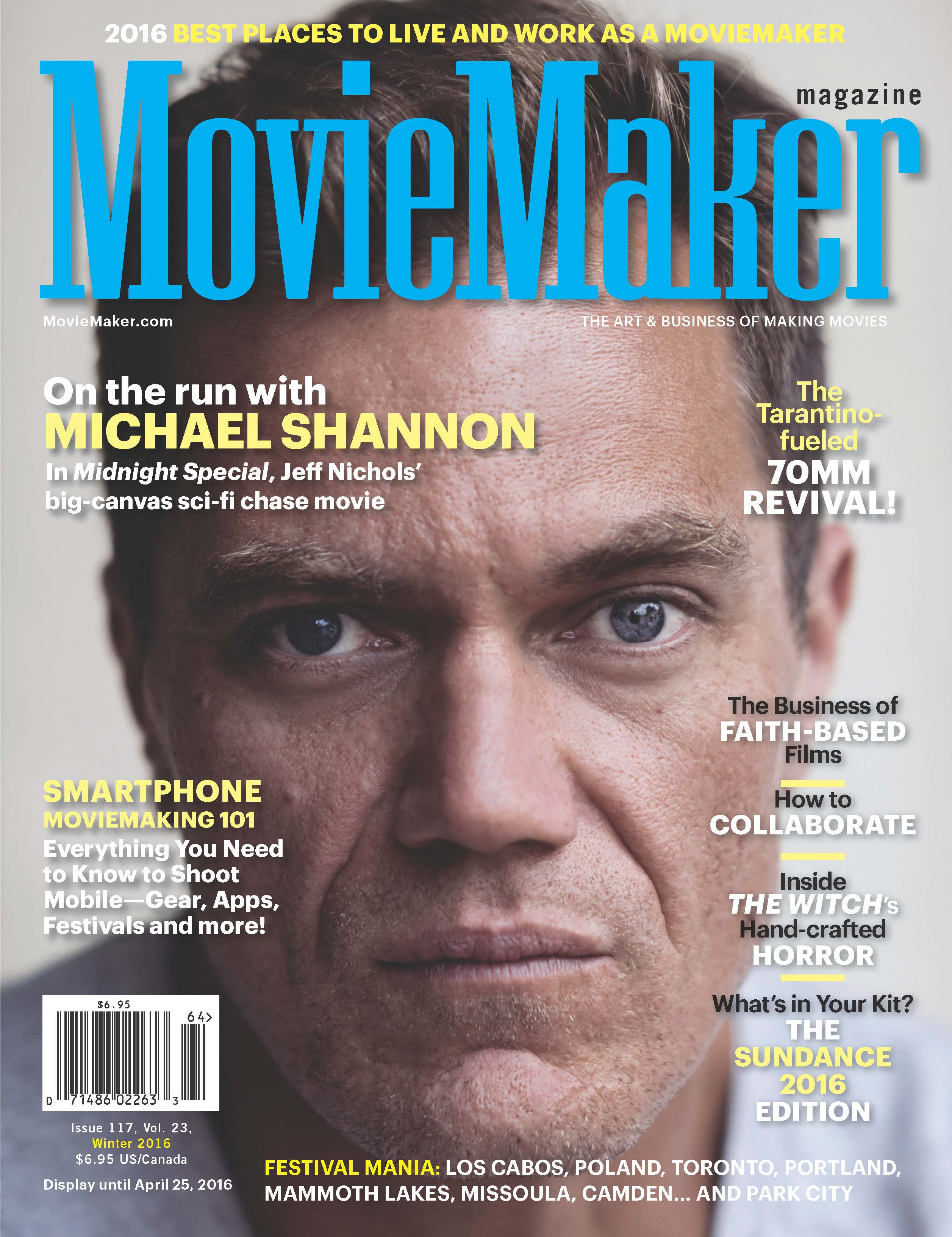 Back Issues - MovieMaker Magazine