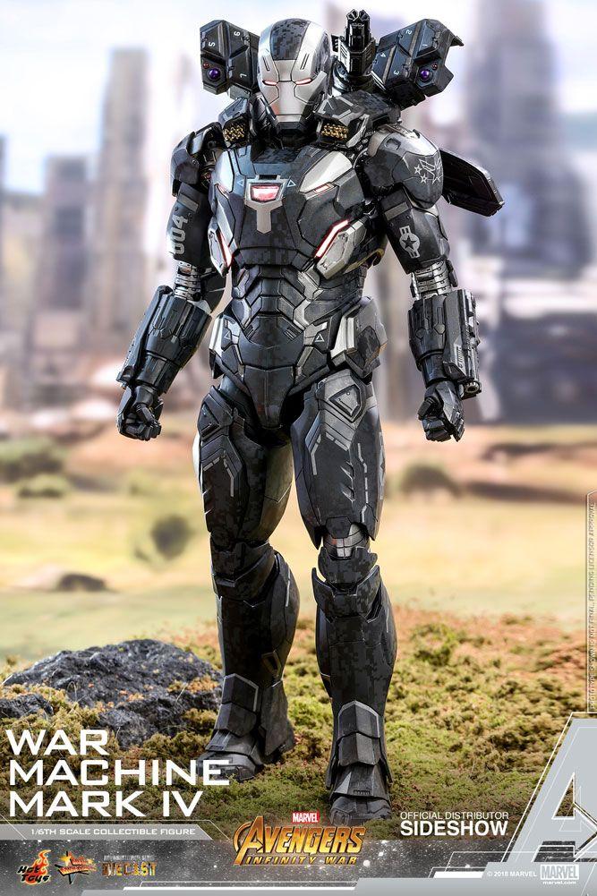 Avengers Infinity War War Machine Mark IV 16 Scale
