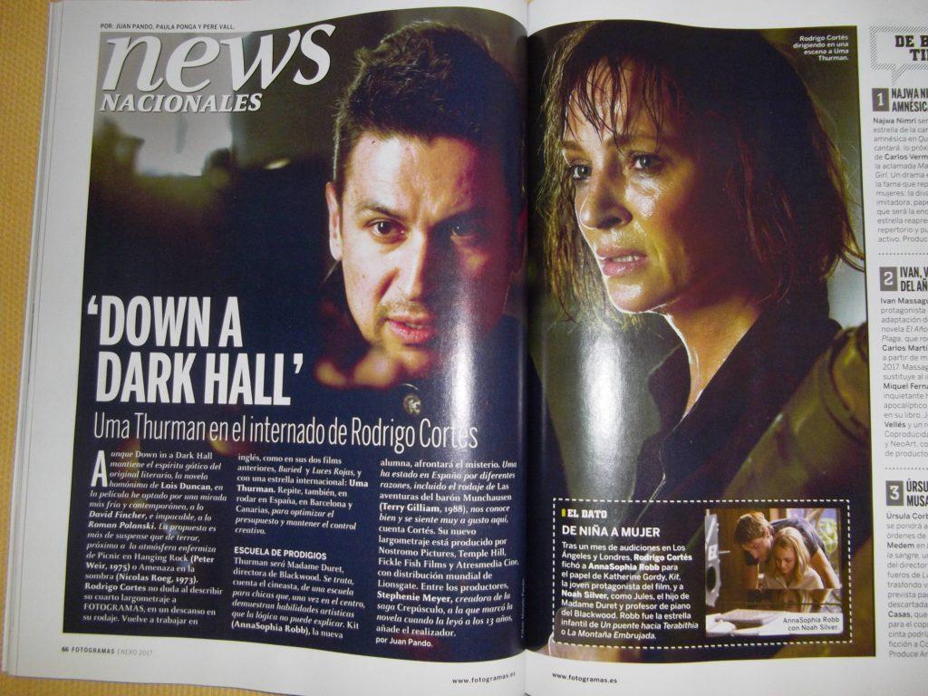 Down A Dark Hall Movie Review