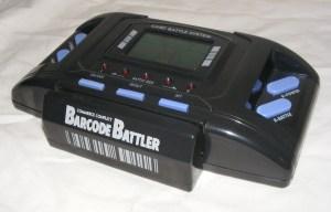 Epoch Barcode Battler