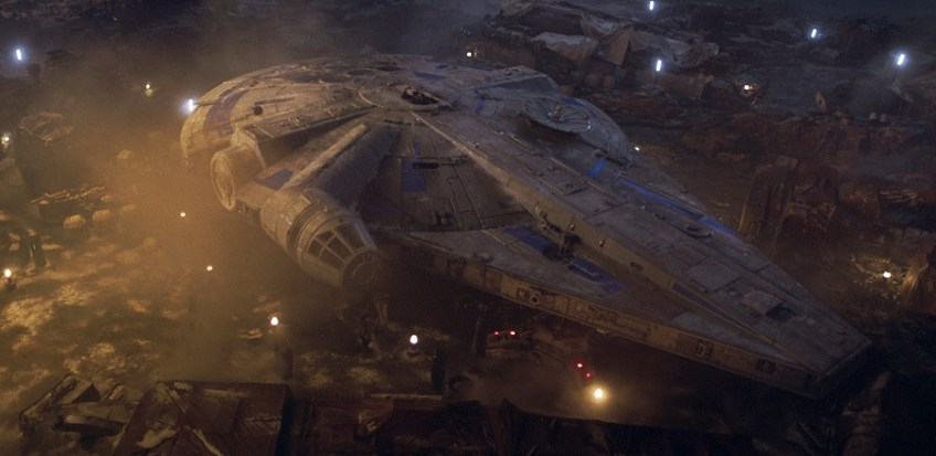 The Millenium Falcon