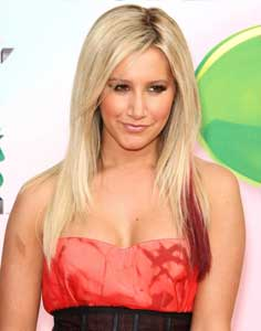 Ashley Tisdale Headlining Scary Movie 5 Big Gay Picture Show