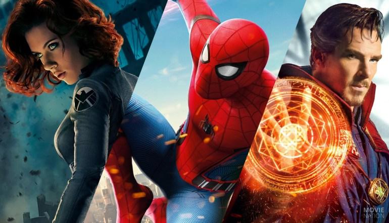 Marvel films na Avengers Endgame