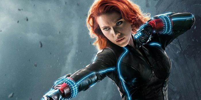 Natasha Romanoff Black Widow