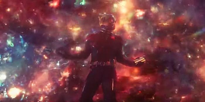 Ant-Man in de Quantum Realm