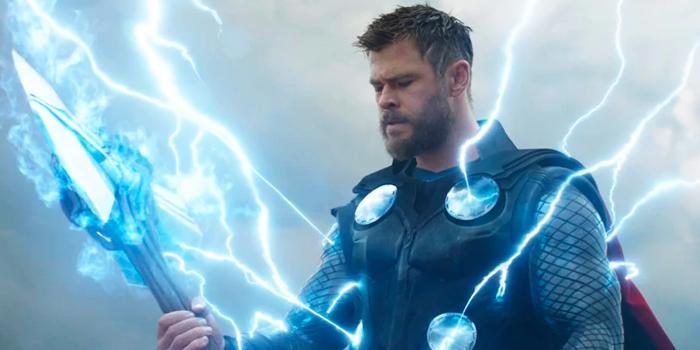 Thor in Infinity War