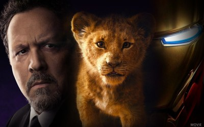 Jon Favreau regisseur The Lion King