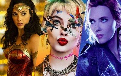 De superheldenfilms van 2020
