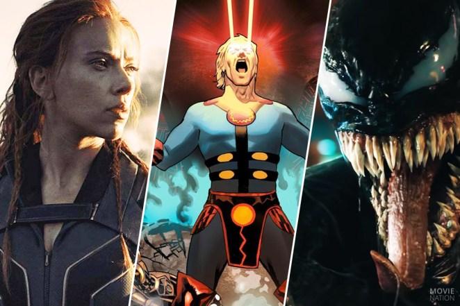 Marvel-films in 2020