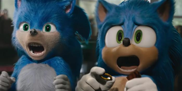 Redesign Sonic