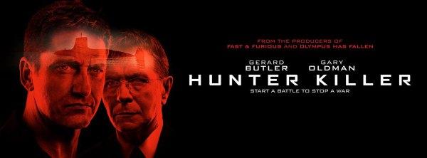WEDSTRIJD: Win gratis bioscooptickets voor Hunter Killer
