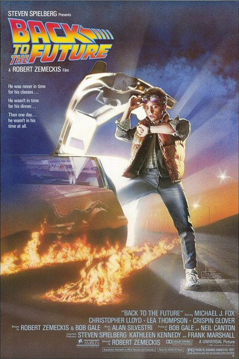 Image result for Back to the Future movie
