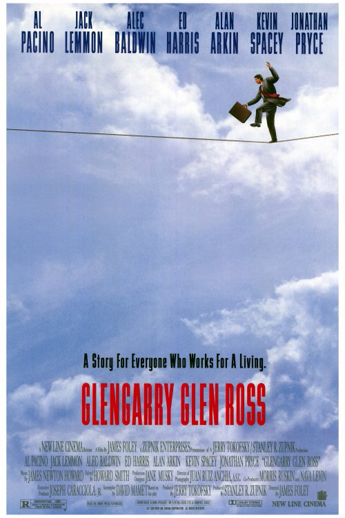 Glengarry Glen Ross Movie at Best Stock Market movies article - Arable Life