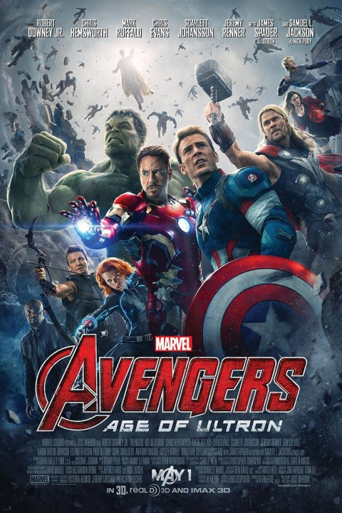 Download Avengers: Age of Ultron (2015) Dual Audio Hindi Movie 480p [400MB] | 720p [1GB] | 1080p [2.7GB]