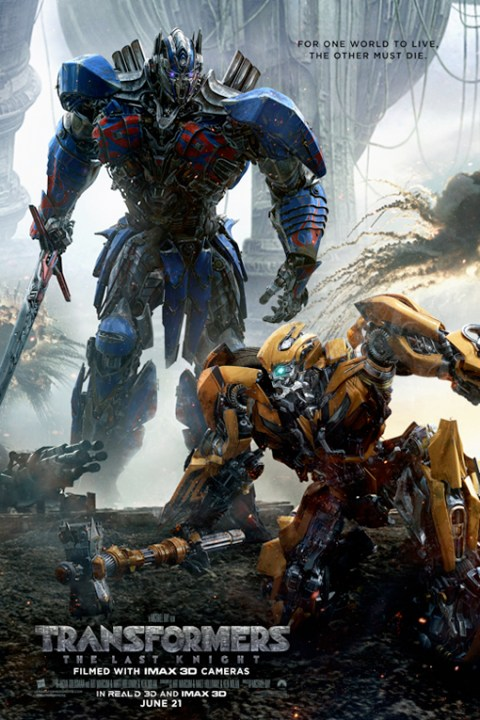 Transformers: The Last Knight (2017) {Hindi-English} 480p | 720p | 1080p