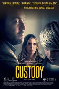 X Filmography   QuickLook Films Custody  Jusqu      la garde   NR Release Date  June 29  2018  Cast  Lea  Drucker  Denis Menochet  Thomas Gloria Director  Xavier Legrand Writer   Xavier Legrand