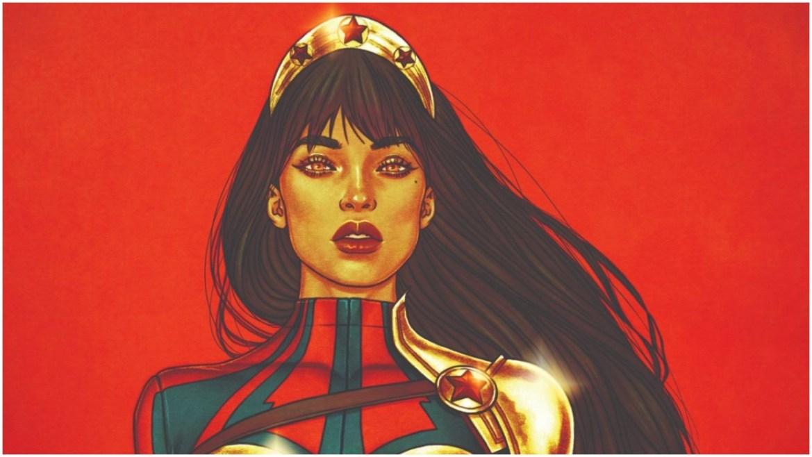 Wonder Girl TV Series in Development at CW
