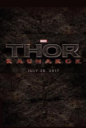 Poster do filme Thor: Ragnarok