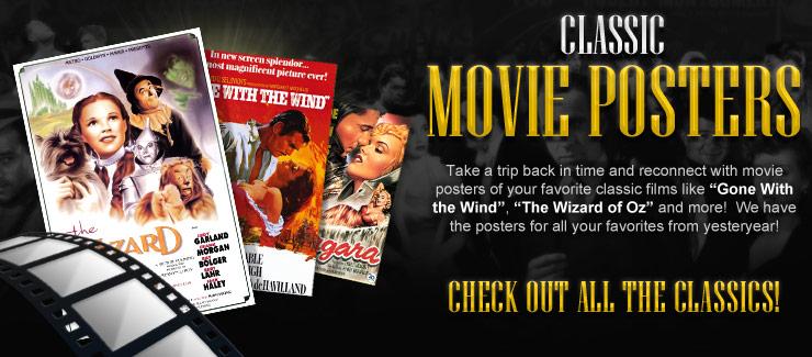 vintage film posters movie poster shop
