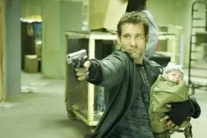 Clive Owen in Shoot Em Up