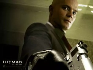 Timothy Olyphant als Agent 47 in Hitman