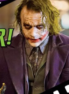 The Joker of The Dark Knight