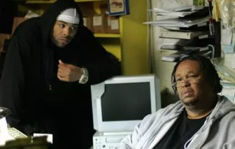 Method Man in The Wire season 5