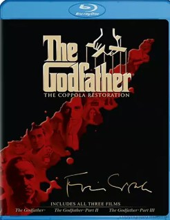 the godfather blu ray cover
